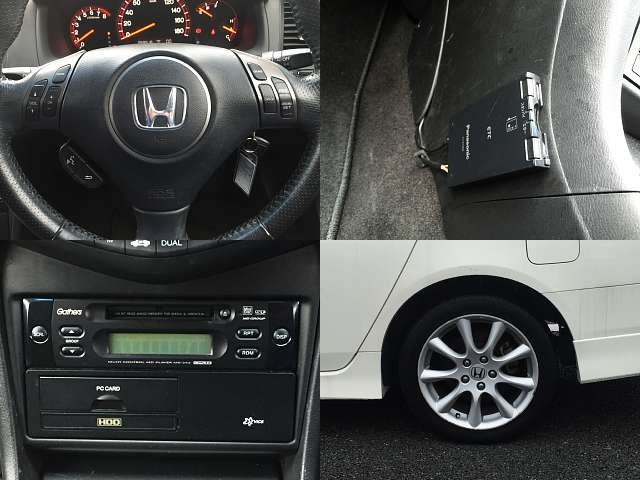Used 2007 AT Honda Accord ABA-CM2 Image[5]