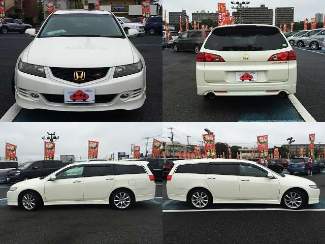 Used 2007 AT Honda Accord ABA-CM2 Image[8]