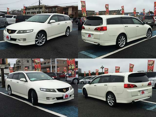 Used 2007 AT Honda Accord ABA-CM2 Image[9]
