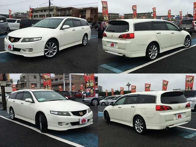 Used 2007 AT Honda Accord ABA-CM2 Image[9]