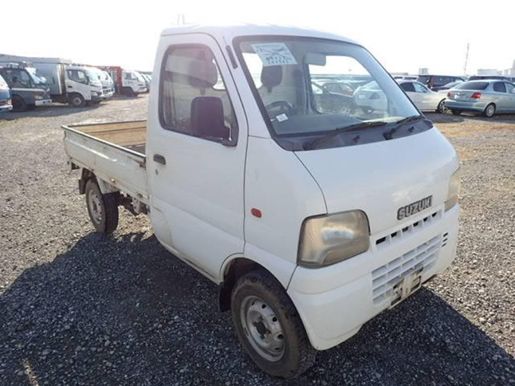 Used 2000 MT Suzuki Carry Truck DB52T