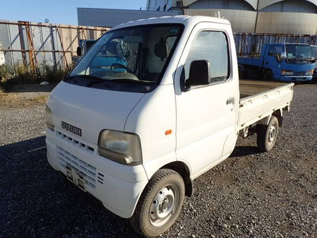 Used 2000 MT Suzuki Carry Truck DB52T Image[1]