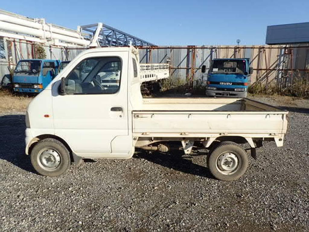 Used 2000 MT Suzuki Carry Truck DB52T Image[3]