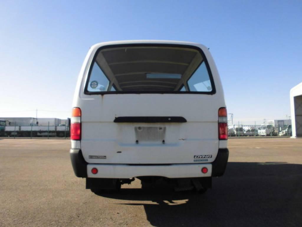 Used 1999 MT Toyota Dyna Root Van BU306V Image[4]