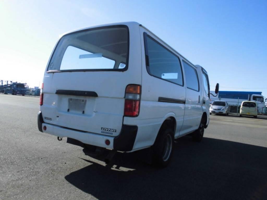 Used 1999 MT Toyota Dyna Root Van BU306V Image[5]