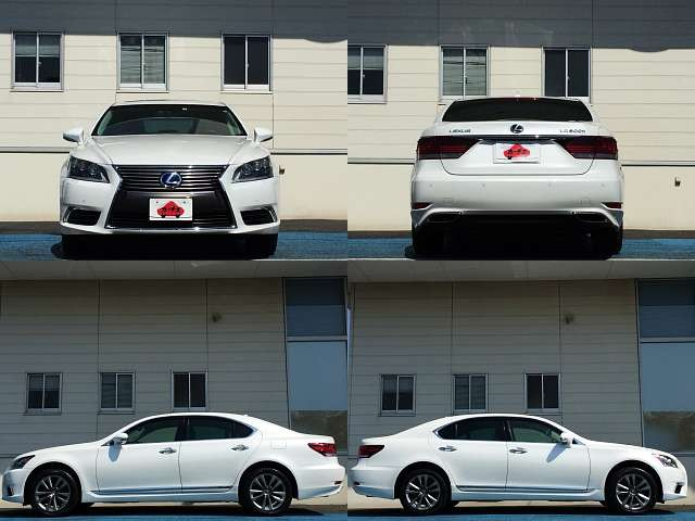 Used 2012 AT Toyota Others DAA-UVF45 Image[8]