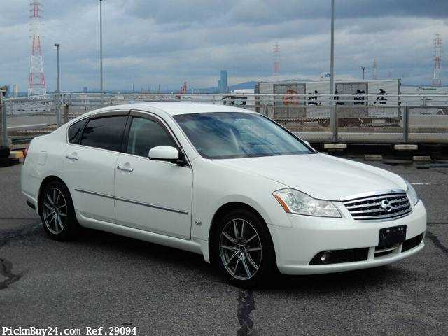 2007 AT Nissan Fuga CBA-PY50 for sale | Carpaydiem
