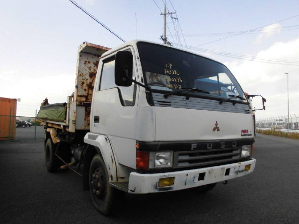 Used 1993 MT Mitsubishi Fuso Fighter FK337CD