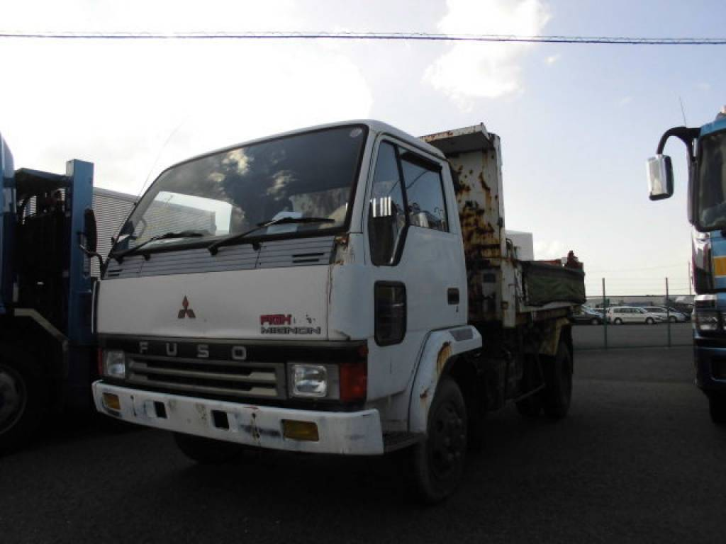Used 1993 MT Mitsubishi Fuso Fighter FK337CD Image[1]