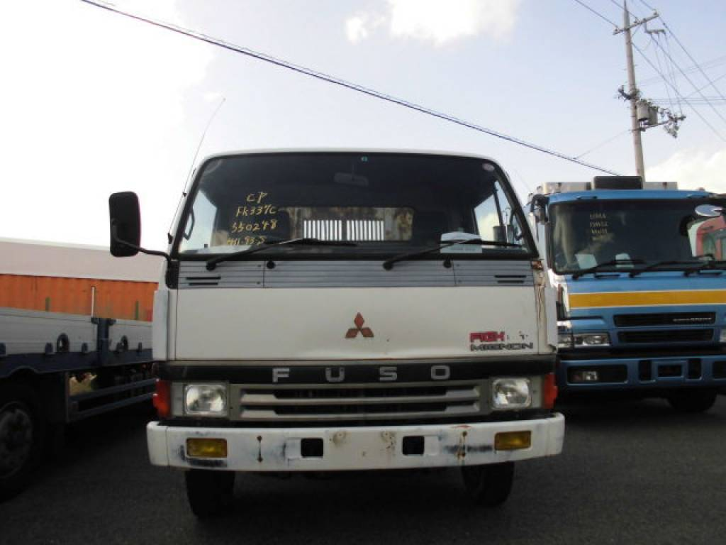 Used 1993 MT Mitsubishi Fuso Fighter FK337CD Image[3]