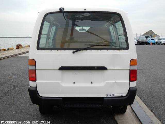 Used 1999 AT Toyota Hiace Van KG-LH172V Image[7]