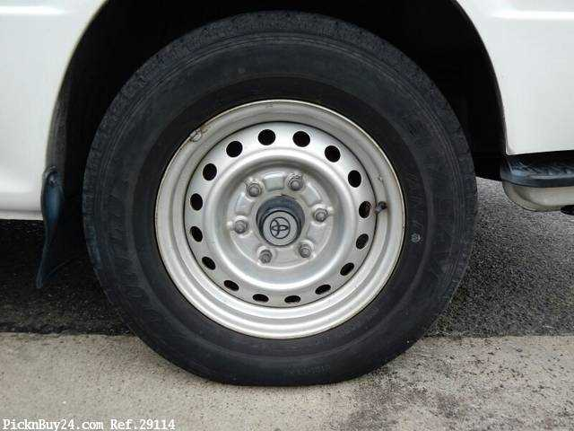 Used 1999 AT Toyota Hiace Van KG-LH172V Image[8]