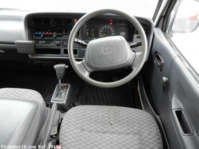 Used 1999 AT Toyota Hiace Van KG-LH172V Image[16]