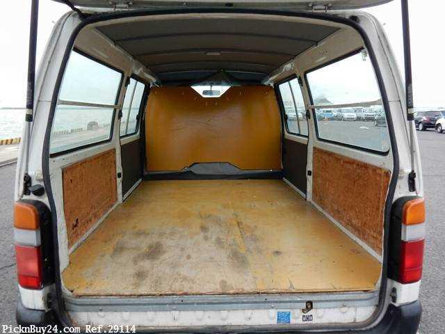 Used 1999 AT Toyota Hiace Van KG-LH172V Image[20]