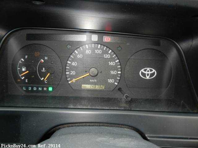 Used 1999 AT Toyota Hiace Van KG-LH172V Image[24]
