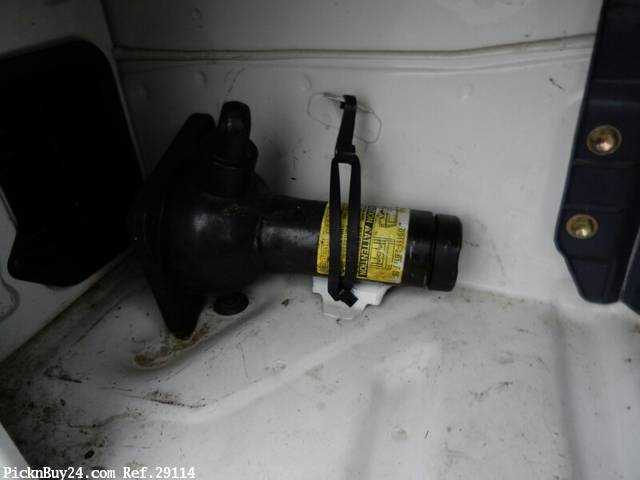 Used 1999 AT Toyota Hiace Van KG-LH172V Image[26]