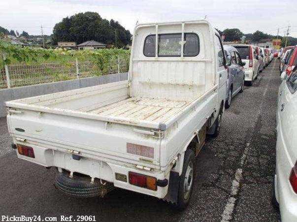 Used 1995 MT Daihatsu Hijet Truck V-S100P Image[1]