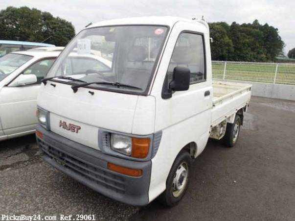 Used 1995 MT Daihatsu Hijet Truck V-S100P Image[2]