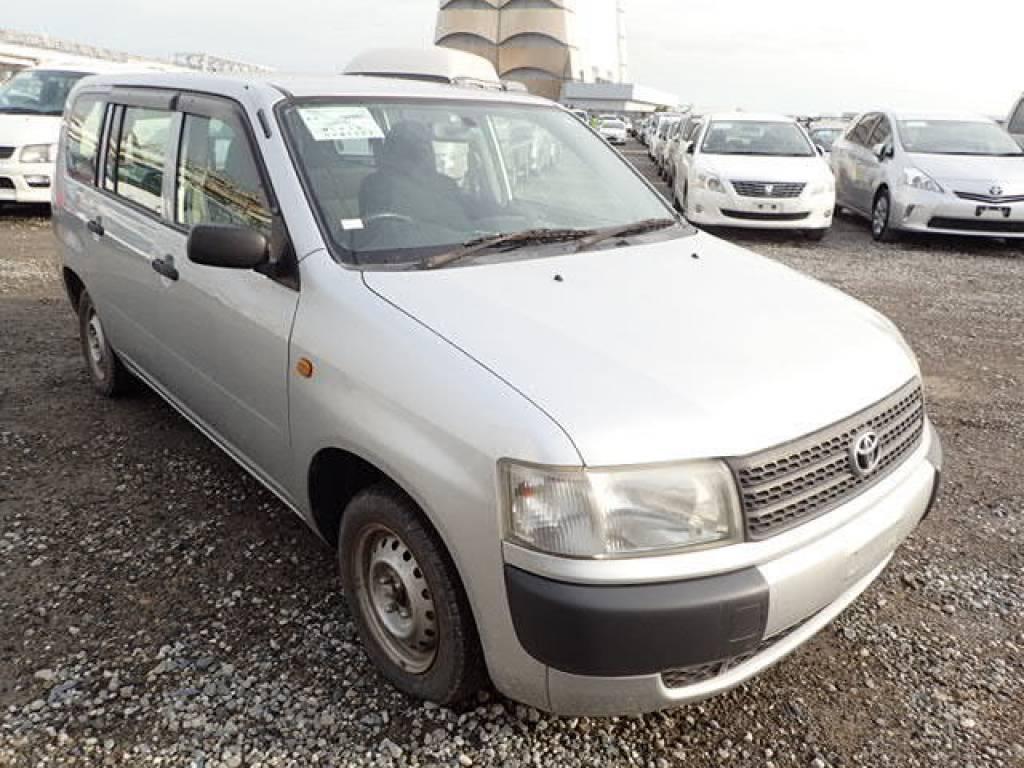 Used 2008 AT Toyota Probox Van NCP50V Image[1]