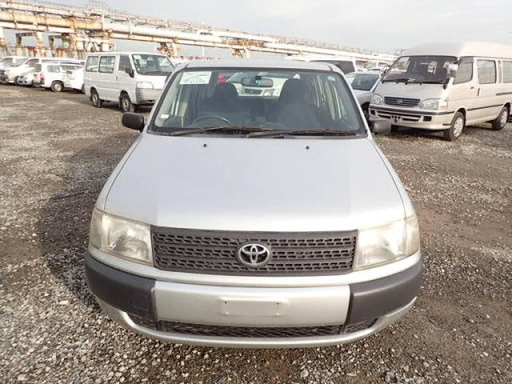 Used 2008 AT Toyota Probox Van NCP50V Image[4]