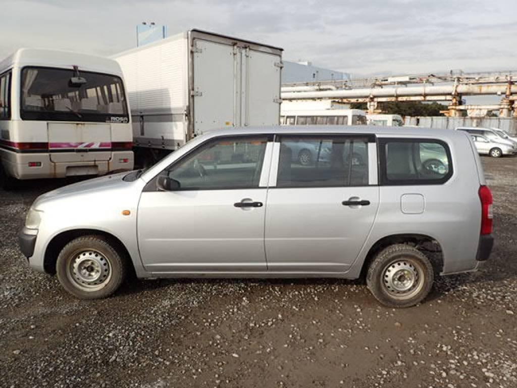 Used 2008 AT Toyota Probox Van NCP50V Image[6]