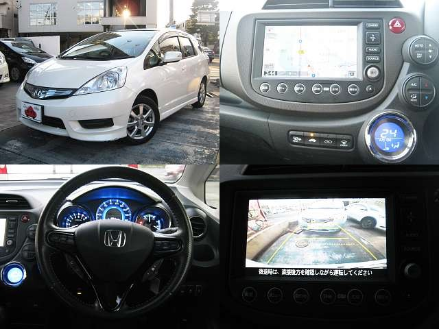 2011 Cvt Honda Fit Shuttle Daa Gp2 For Sale Carpaydiem