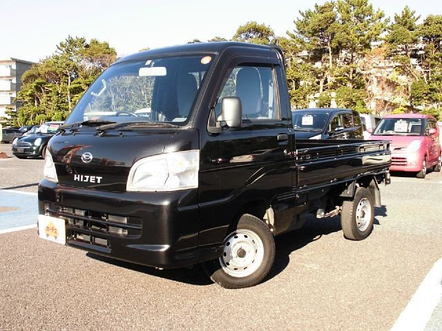 Used 2013 MT Daihatsu Hijet Truck EBD-S201P