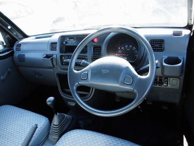 Used 2013 MT Daihatsu Hijet Truck EBD-S201P Image[1]