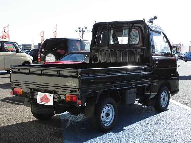 Used 2013 MT Daihatsu Hijet Truck EBD-S201P Image[2]