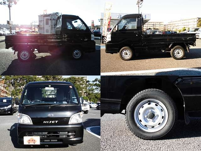Used 2013 MT Daihatsu Hijet Truck EBD-S201P Image[8]