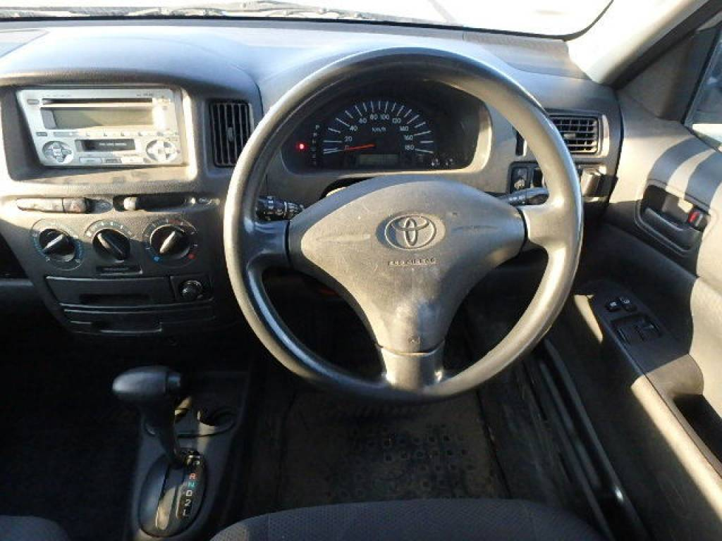 Used 2008 AT Toyota Probox Van NCP50V Image[9]