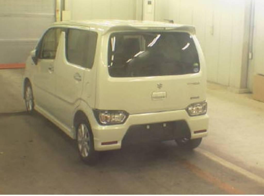 Used 2017 AT Suzuki Wagon R MH55S Image[1]