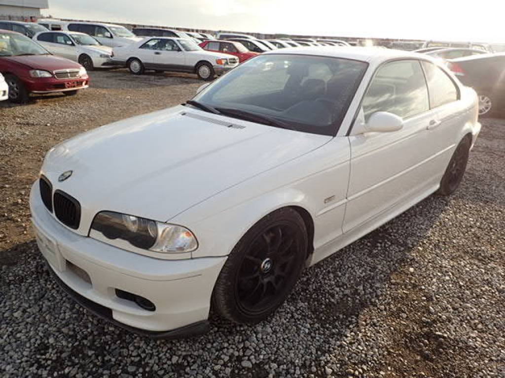 Used 2002 AT BMW 3 Series AV30