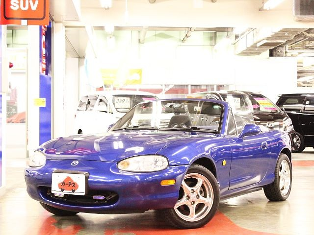 Used 1999 MT Mazda Roadster GF-NB8C
