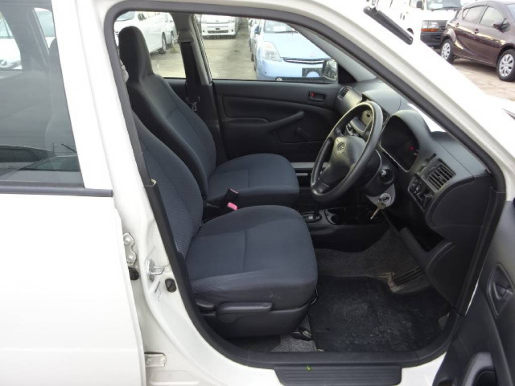 Used 2008 AT Toyota Probox Van NCP50V Image[18]