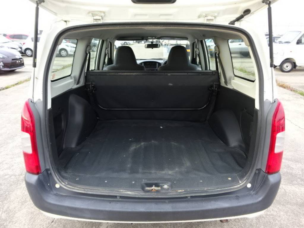 Used 2008 AT Toyota Probox Van NCP50V Image[21]