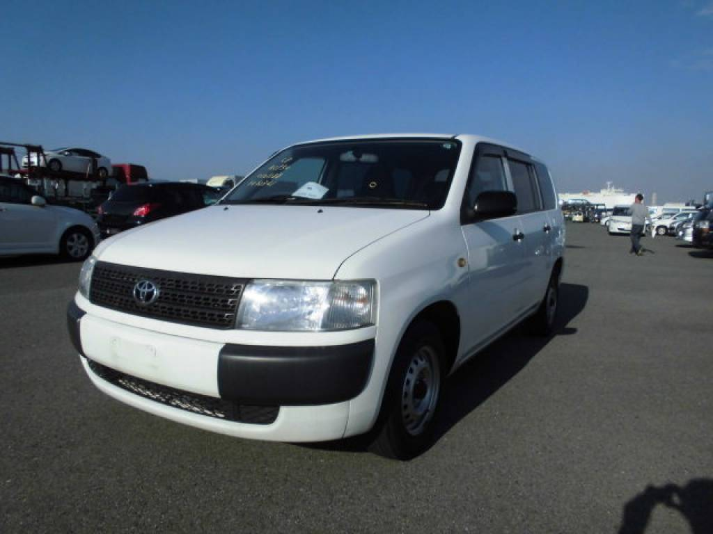 Used 2009 AT Toyota Probox Van NCP50V Image[0]