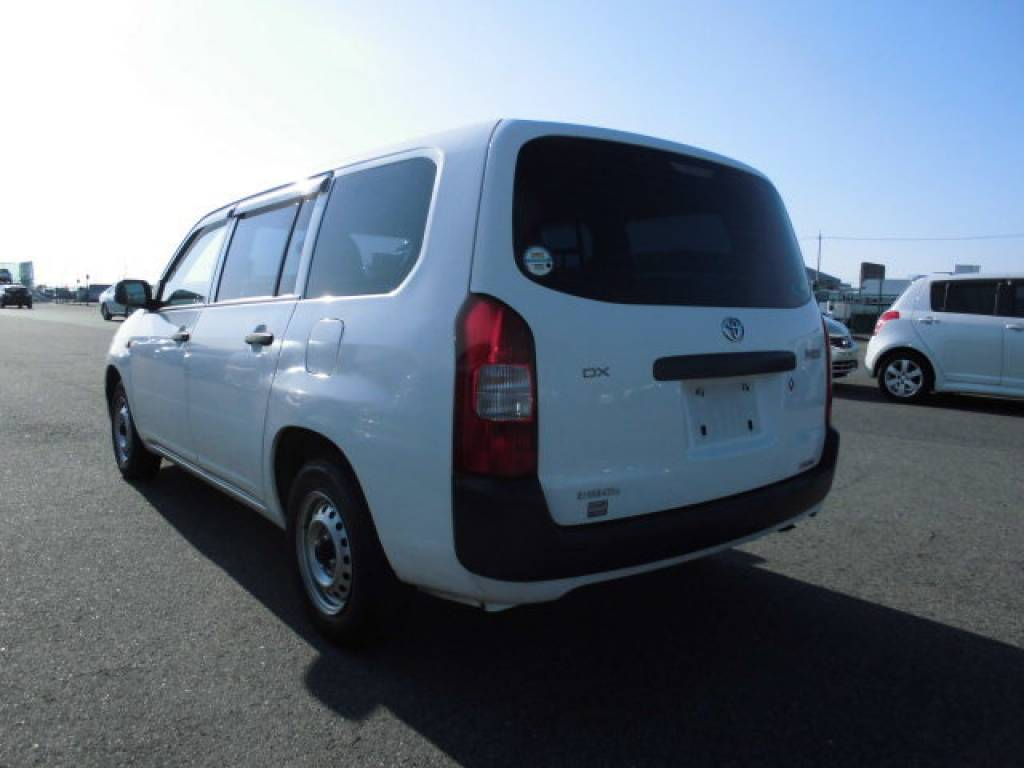 Used 2009 AT Toyota Probox Van NCP50V Image[2]