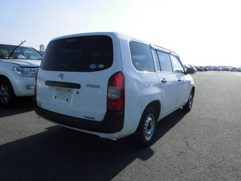 Used 2009 AT Toyota Probox Van NCP50V Image[3]