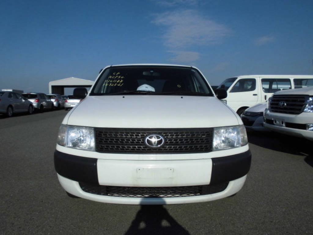 Used 2009 AT Toyota Probox Van NCP50V Image[4]