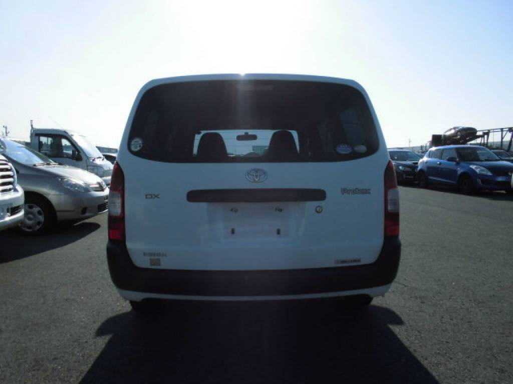 Used 2009 AT Toyota Probox Van NCP50V Image[5]