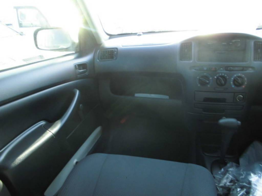 Used 2009 AT Toyota Probox Van NCP50V Image[8]