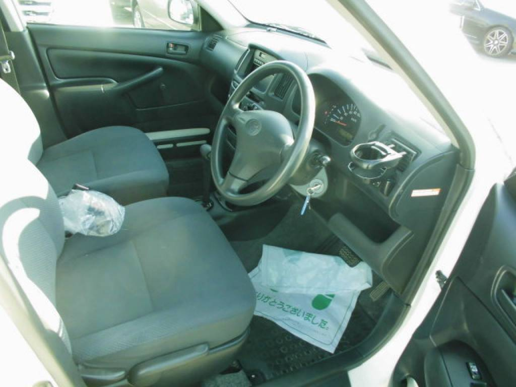 Used 2009 AT Toyota Probox Van NCP50V Image[10]