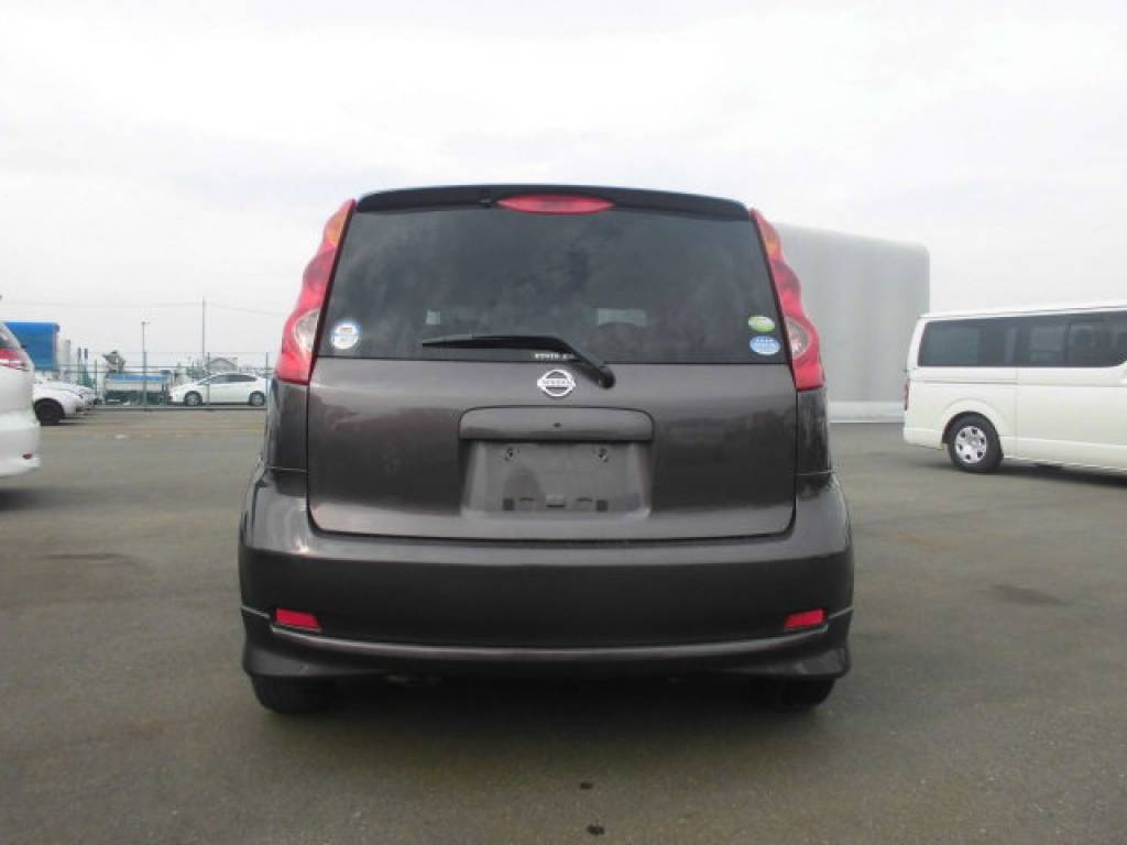 Used 2008 AT Nissan Note E11 Image[5]