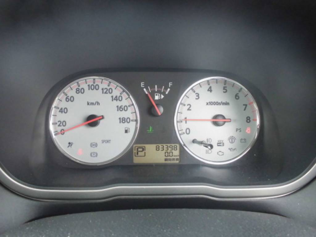 Used 2008 AT Nissan Note E11 Image[11]
