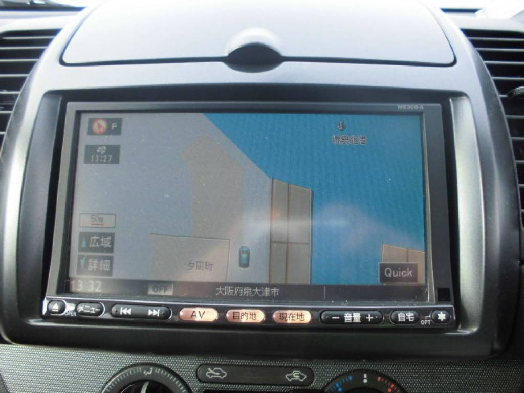 Used 2008 AT Nissan Note E11 Image[13]