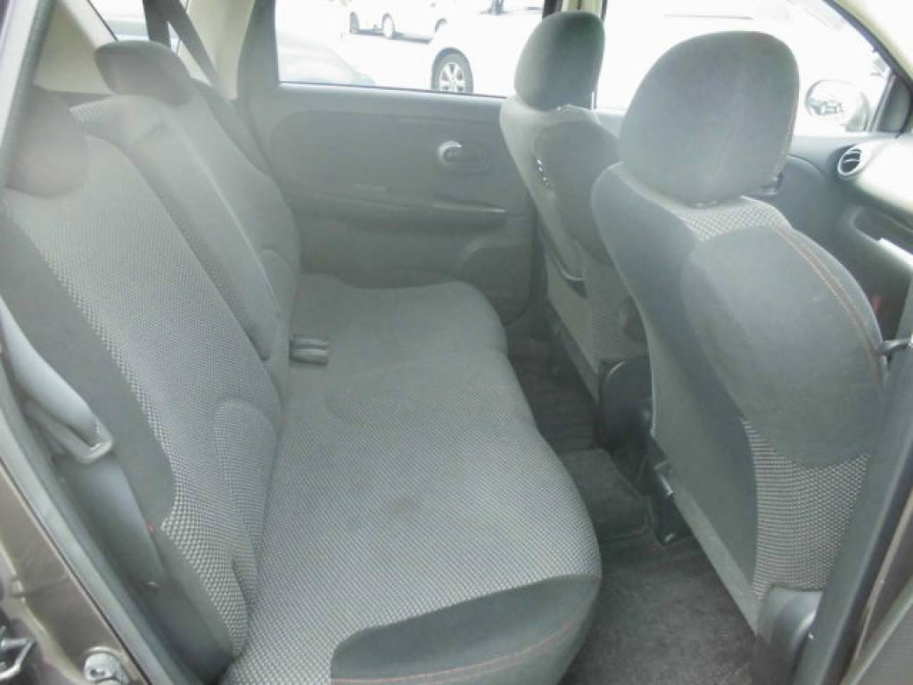 Used 2008 AT Nissan Note E11 Image[14]