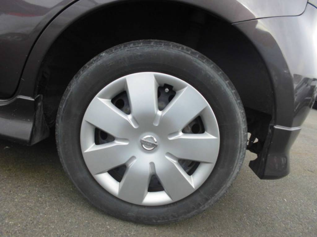 Used 2008 AT Nissan Note E11 Image[18]
