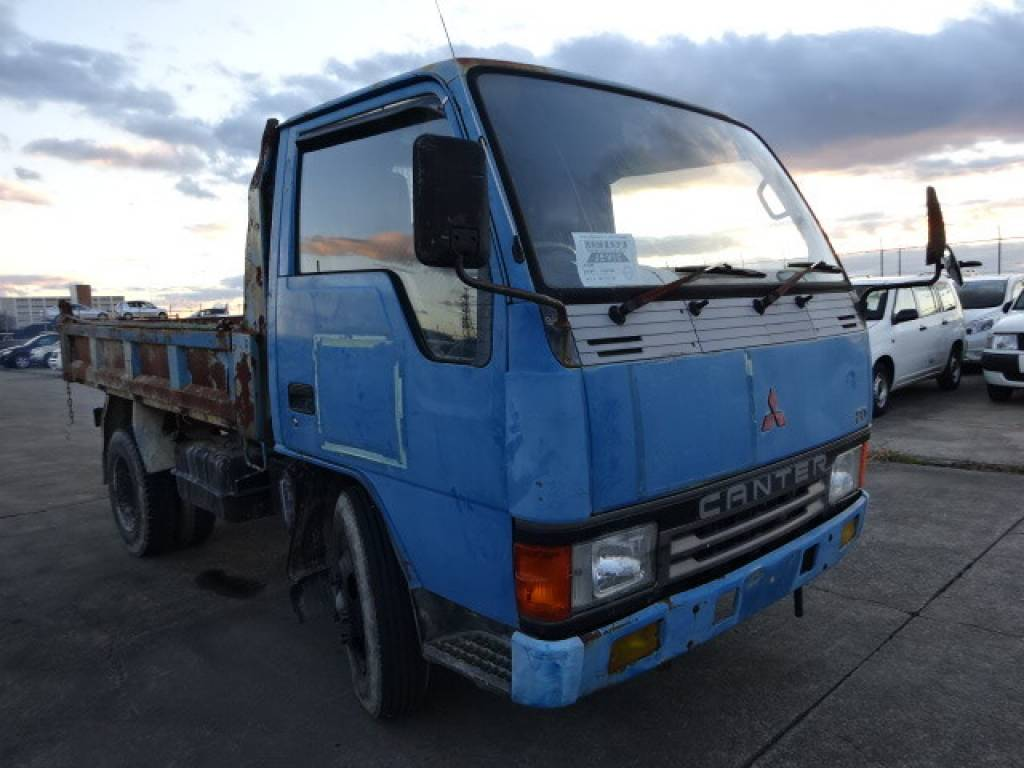 Used 1992 MT Mitsubishi Canter FE315BD