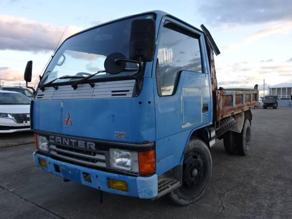 Used 1992 MT Mitsubishi Canter FE315BD Image[1]